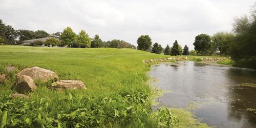 Blackberry Oaks Golf Club