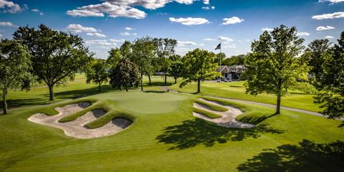 Cog Hill Golf and Country Club Illinois golf packages