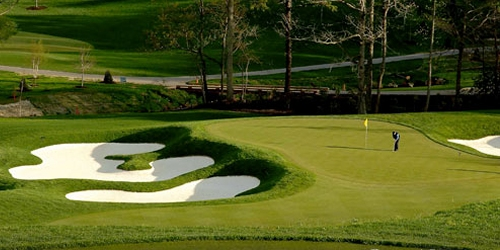Fyre Lake National Golf Club Illinois golf packages