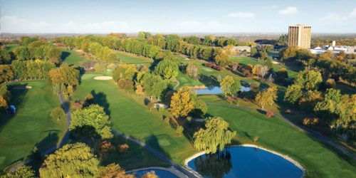 Pheasant Run Resort Illinois golf packages