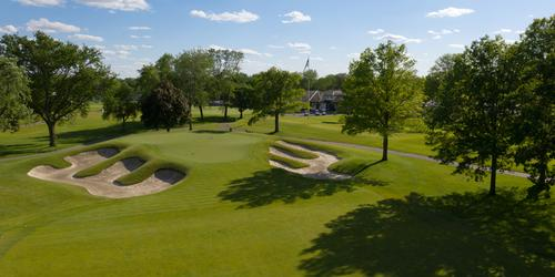 Cog Hill No. 4 - Dubsdread Illinois golf packages
