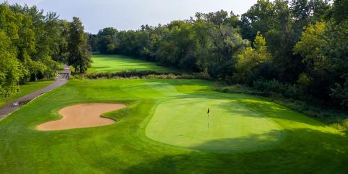 Crane's Landing at Marriott Lincolnshire Resort Illinois golf packages